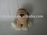 Plush toy lion/Stuffed toy Lion/ animal lion plush horse