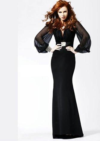 Long Sleeve Cocktail Dress on Shopzilla   Womens Evening Dresses Long Sleeves Women S Dresses