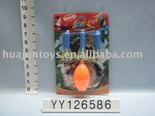 Hand pressure type rocket,type rocker toys