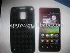 diamond hard tpu case for LG Optimus 2x