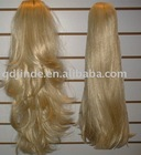 Cheap Discount Fashion Style 100% Chinese Hair Two-side Wearing Ponytail on sale
