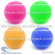 Coloré balle de Tennis