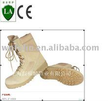 Combat & desert boots