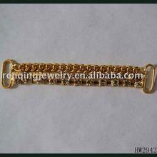 2012 fashion lady sandal chain