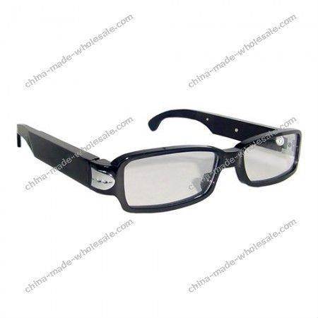 HD 1280x960 Sexy Glasses Digital Video Recorder Hidden Camera(Hong Kong)