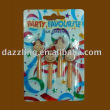 Craft Party Candle Set - Monkey