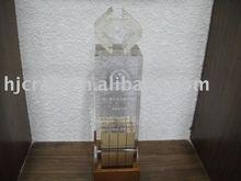 trophy crystal