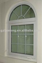 PVC window;
