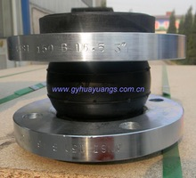 Hot Sale Rubber Flanged Pipe Joints