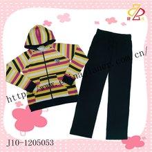 new product 100%cotton wholesale winter warm children garment for boy
