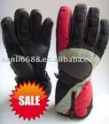 anti--slip winter snow ski gloves with thinsulate