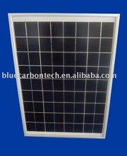 photovoltaic polycrystalline silicon 35W solar panel