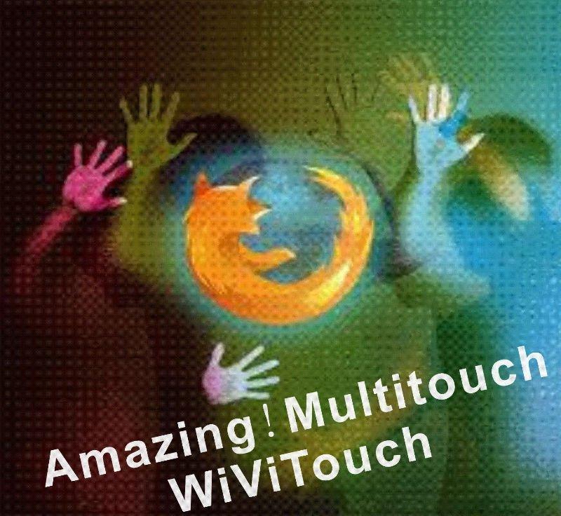 "27"" IR Multi Touch Screen Overlay Kit"