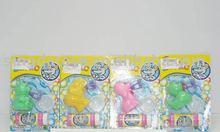 2225A-D Cartoon Animal Bubble Gun Kid Toys