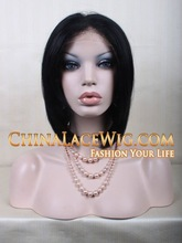 Buy Breathable short hair synthetic wig with bang new celebrity style