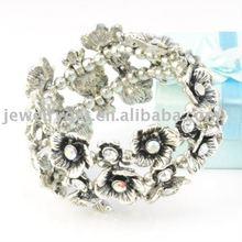 free shipping, multi gemstone bracelet ,design diamond bangles, rhinestone bangles 2011 new bangles,BR-1217D