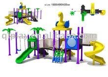 Animal Pirate Ship Outdoor Playground 7017B