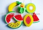 bath sponge fruit