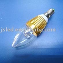 hot sale item e14 candle light 3w