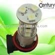Low beam headlamp 18pcs H11 LED auto lamp 12V