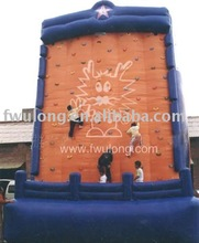 2012 inflatable wall games