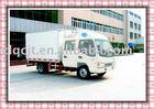 mini refrigerated box truck