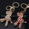 Fancy fashion metal key chain,fashion keychain