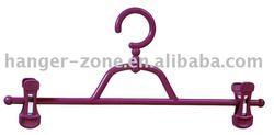 Plastic clips hanger made of PP material JM6142 Direct Deal