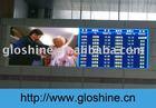 P8 high brightness led message display