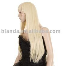 Lady Gaga Celebrity Long Full Fashion Wig