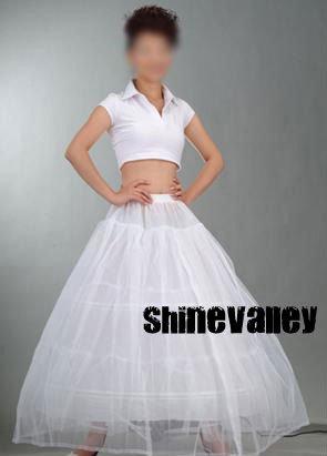 See larger image New Comfortable Wedding Dress PetticoatSlipCronoline