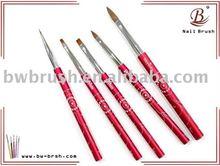 skyists series nail art brush