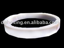 plastic PVC edge banding white 2mm