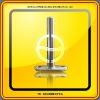 Stainless steel 304 fasteners of stair handrail