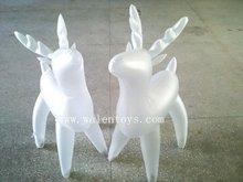 christmas inflatable deer