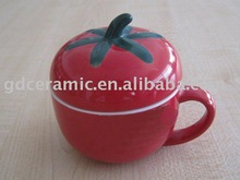 Fruit Shape Ceramic Storage Jar