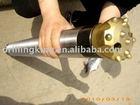 Low air pressure DTH hammers