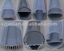 T5/T8/T10 LED lamp shade//Aluminium&PC light cover