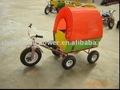 Vehículo de tres ruedas kids'