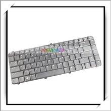 New US Keyboard For HP Compaq 610 615 V061126CS V061126BS Black