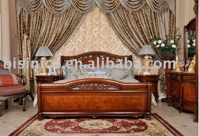 2011 Nouvel L Ment Antique Style Am Ricain Villa Chambre Meubles Set Lots De Literie Id Du