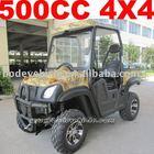 500cc 4x4 UTV