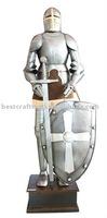 Decorative Armor And Helmet