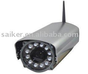Outdoor Wireless Network Camera