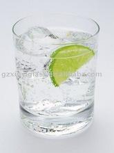 8oz Transparent n Clear Lemon Water Drinking Glass