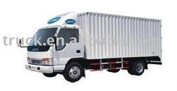 JAC RHD Van Truck 5 ton