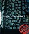 Diseño decorativo constructivo del pilar