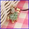 tortuga de moda encanto colgante animales encanto joyas
