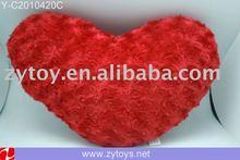 Heart Cushion plush Cushion stuffed Cushion
