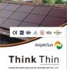 thin film photovoltaic modules